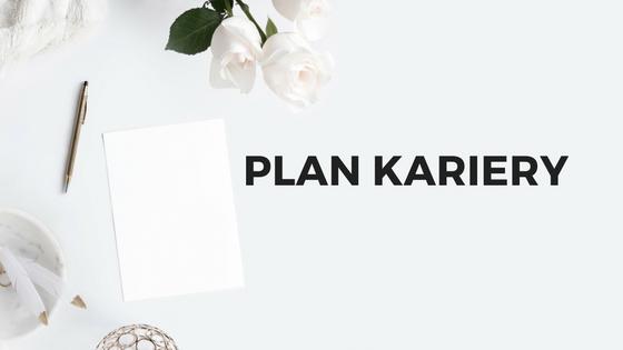 Twój plan kariery