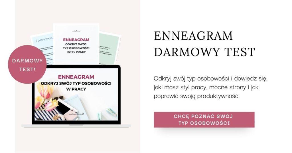 Enneagram ad blog